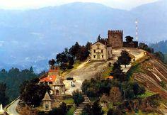 Retratos de Portugal: Póvoa de Lanhoso - Monte do Pilar