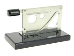 Amazon.com: black sharp guillotine cigar cutter: Home & Kitchen