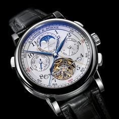 Introducing: The A. Lange & Söhne Tourbograph Perpetual 'Pour Le Mérite,' The First Lange PLM With A Perpetual Calendar