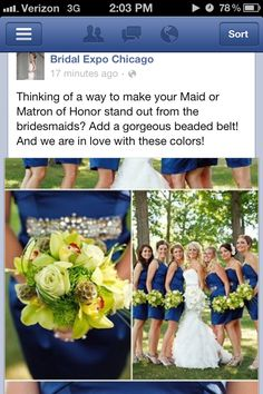 @Megan Hriczik  I just think this is a great idea ;) Maid of honor
