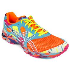 Asics Men's  Gel-Noosa Tri 7 Running shoes. How cool is this shoe? On Sale for $119.95+ Free Shipping.