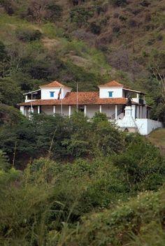 Casa de Simón Bolívar en San Mateo - Edo Aragua
