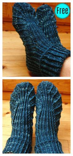 a2335989b64 42 Best Hekel  Klere  handskoene kouse slippers bed sokkies images ...