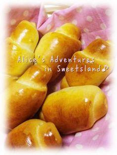 「* 手捏ね *基本バターロールパン生地♪」cherry♪ | お菓子・パンのレシピや作り方【corecle*コレクル】