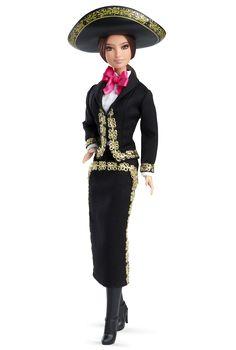 Mexico Barbie Doll -