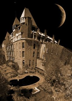 The South's Most Haunted Places