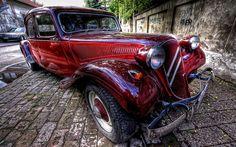 Classic Car Hot Rod , 1920�1200