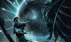 Jace's Origin: Absent Minds   MAGIC: THE GATHERING