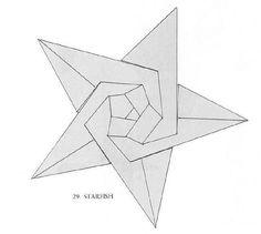 点击浏览大图 Origami Paper Art, Arts And Crafts, Paper Crafts, Paper Magic, Oragami, Origami Stars, Chrochet, Wire Art, String Art