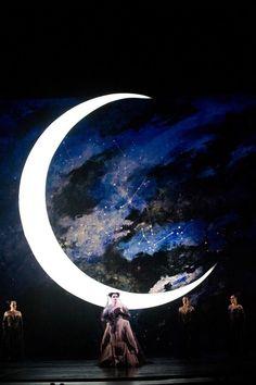 Diana Damrau como La Reina de la Noche. Mariona Tella