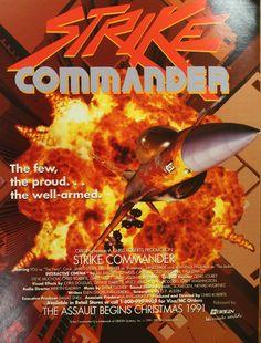 Chris Roberts' Strike Commander!