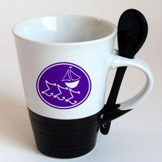Sigma Sigma Sigma Sorority Coffee Mug