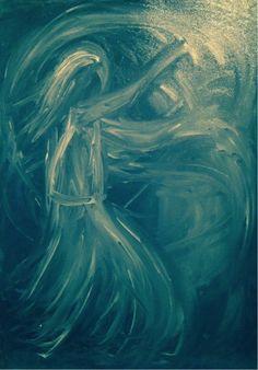 Liana van Vuuren Worship – letting go of yourself to become one with Me.