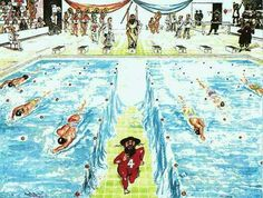 Moses in the Olympics
