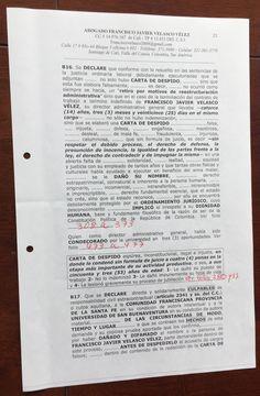 CAMARA DE COMERCIO DE CALI CONCILIACIÓN FRANCISCO VELASCO vs COMUNIDAD FRANCISCANA Y UNIVERSIDAD DE SAN BUENAVENTURA