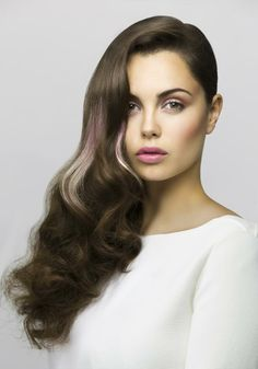 Hair: Vania Laporte Make up: Pauline Bord Photo: Gabriel Guibert