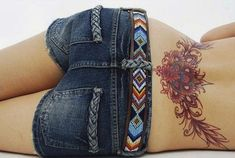 100 Lower Back Tattoo Designs for Women: 2015   http://buzz16.com/lower-back-tattoo-designs-for-women/