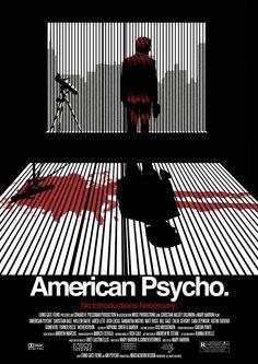 One of the classics. American Psycho print 2WTpEme.jpg (500×707)