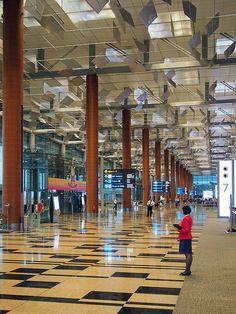 Singapore Sightseeing: Changi International Airport