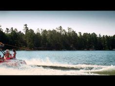 Travel Wisconsin's The Lake: Directed by David Zucker, starring Robert Hays