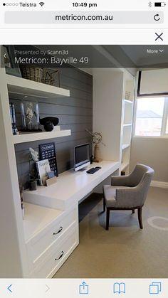 Basement Home Office Ideas . Basement Home Office Ideas . Basement Home Office, Basement Guest Rooms, Guest Room Office, Office Nook, Home Office Space, Home Office Desks, Home Office Furniture, Desk Nook, Home Office Layouts