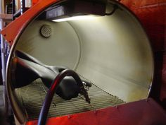 Technical - TOOLS, Sand Blast cabinet on the cheap!   The H.A.M.B.