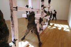 Folkert De Jong at James Cohan Gallery