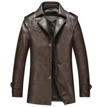 Like and Share if you want this  Autumn Winter Leather Clothing Genuine leather Fashion Man Medium style Slim wind coat Casual jacket Men Tops lederen kleding     Tag a friend who would love this!     FREE Shipping Worldwide     #Style #Fashion #Clothing    Get it here ---> http://www.alifashionmarket.com/products/autumn-winter-leather-clothing-genuine-leather-fashion-man-medium-style-slim-wind-coat-casual-jacket-men-tops-lederen-kleding/