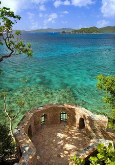 Presidio del Mar, St. John