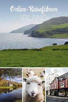 Online Reiseführer IRLAND von LANDMARK