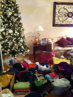 Clothing for the Homeless in Hampton Roads
