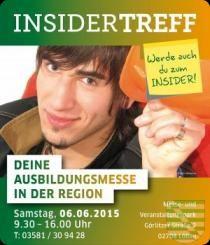 Landkreis Görlitz: INSIDERTREFF 2015 – Hier finden Betriebe die Talente von morgen