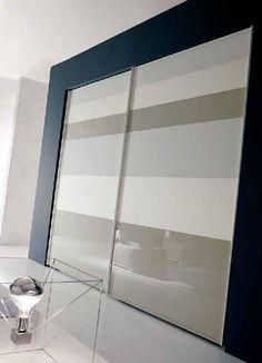 Fair Sliding Door as Modern Wardrobe : Glossy Contemporary Sliding Door Wardrobe Designs For Bedroom Italian