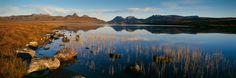Loch Osgaig,Coigach by Colin Prior