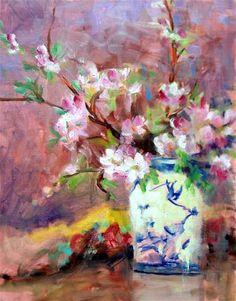 """""""Blossom Study"""" Julie Ford Oliver"""