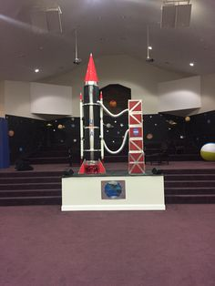 VBS 2015 Space To The Edge!