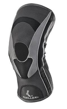 MUELLER HG80 PREMIUM KNEE STABILISER - A lightweight knee stabilizer designed for sports & physical activities, it provides comfort and adjustable support for stiff, sore or unstable knees, great for controlling subluxating patellas. A$110.95.