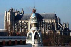 Cathédrale de Nantes , Bretagne