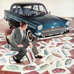 England Germany, Opel Adam, Car Posters, Motor Company, General Motors, Car Car, Buick, Old Cars, Cadillac