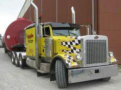 Peterbilt Heavy haul