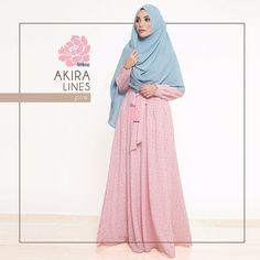 Gamis Amima Akira Dress Lines Pink - baju gamis wanita busana muslim Untukmu yg cantik syari dan trendy . . Size Chart (XS) LD 92 PB 135 (S) LD 96 PB 137 (M) LD 100 PB 139 (L) LD 104 PB 141 (XL) LD 112 PB 144 . . Detail : - Material bahan :  Wolpeach CREPE HQ (POLYESTER CREPE) bahannya flowy bisa swing-swing cocok untuk travelilng (ironless) - Dress depan model lipit 2 kanan-kiri kerah bulat Zipper depan perfect for #busuifriendly #nursingfriendly #gamisbusuifriendly - Kantong kanan kiri…