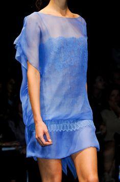 Alberta Ferretti at Milan Fashion Week Spring 2013