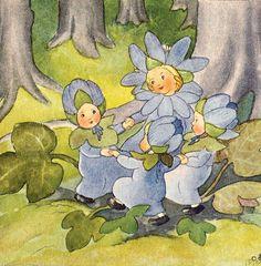 Soloillustratori: Die Kinder Blume
