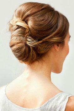 Haar Opsteken #hair #hairstyle #updo