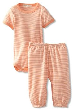 Amazon.com: PAIGELAUREN Unisex-Baby Newborn Body Suit and Pant: Clothing