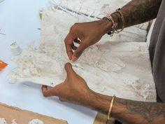 Haute Couture Corsets designed and produced by ESMOD Dubai Undergraduates Bachelor Fashion Design Student showcased at The Bride Show Dubai from 7 to 10 Febr. Haute Couture Gowns, Haute Couture Fashion, Corsets, Sewing Hacks, Youtube, Fashion Design, Rose, Blog, Templates