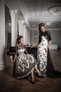 Haute couture dresses. Svetlana Lyalina