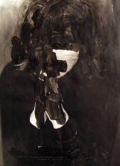 ''The Black Widow''/ ''La veuve noire'' Painting Original Artwork, Original Paintings, Black Series, Woman Painting, Black Widow, Paper Art, Modern Art, Saatchi Art, Ann