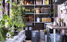 #greenhouse idea by #IKEA