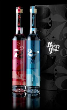 Bottle Design for Vodka by Chase Design Group Beverage Packaging, Bottle Packaging, Brand Packaging, Design Packaging, Wine Design, Bottle Design, Alcohol Bottles, Wine And Beer, Packaging Design Inspiration